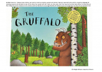 Adapted Gruffalo Story