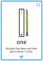 Number Formation – 1
