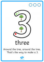 Number Formation – 3