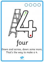 Number Formation – 4