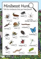Minibeast-hunt-sheet_