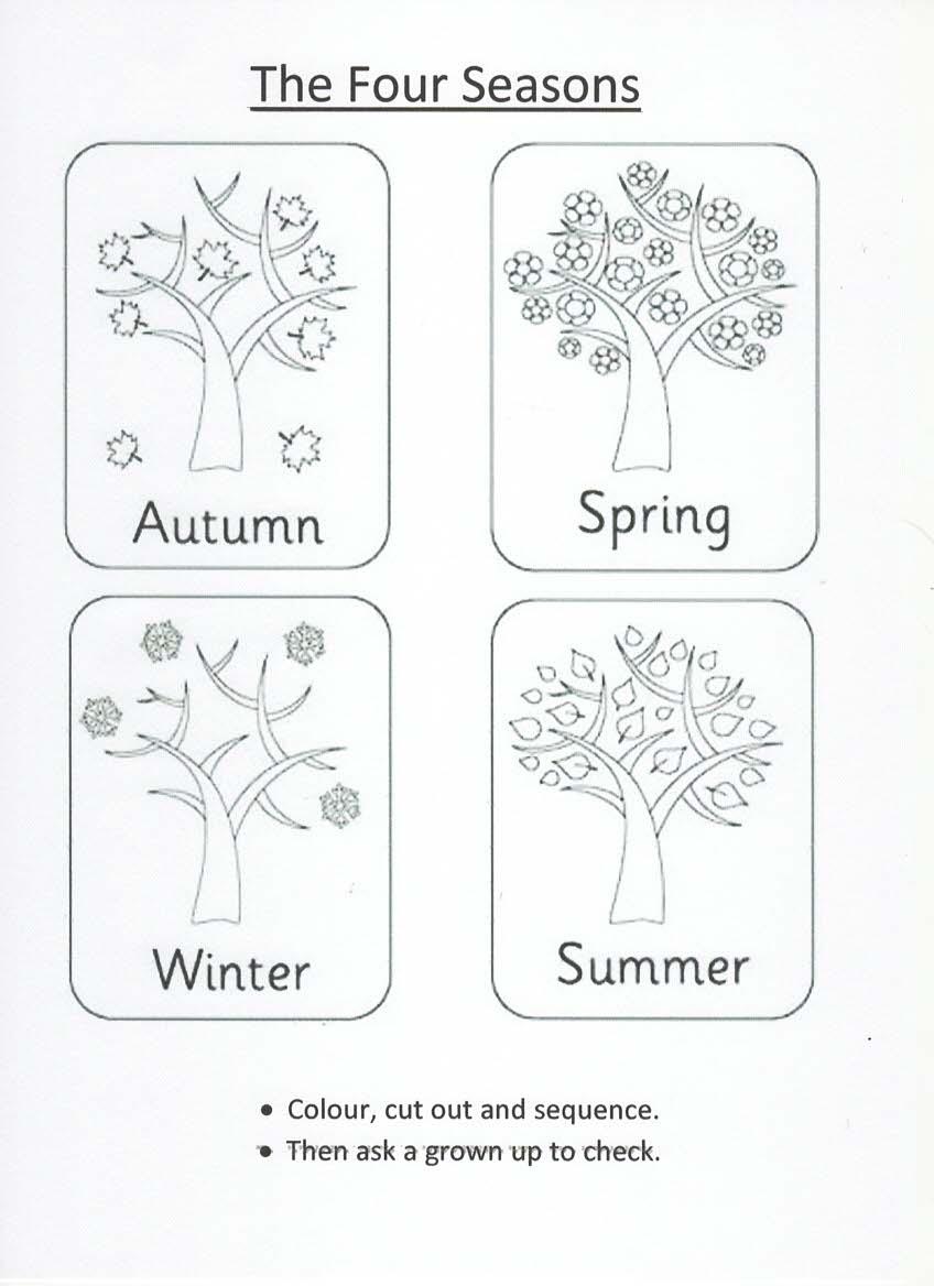 Four Seasons Colour & Cut