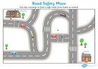 Transport-Road-Safety-Crossings-Maze