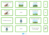 The-Three-Billy-Goats-Gruff-Sentence-Building-Cards