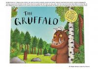Adapted Gruffalo Story