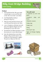 Build a bridge Activity infomation