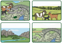 Story sequencing-cards to match powerpoint